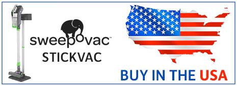 Buy in the USA Sweepovac Stickvac